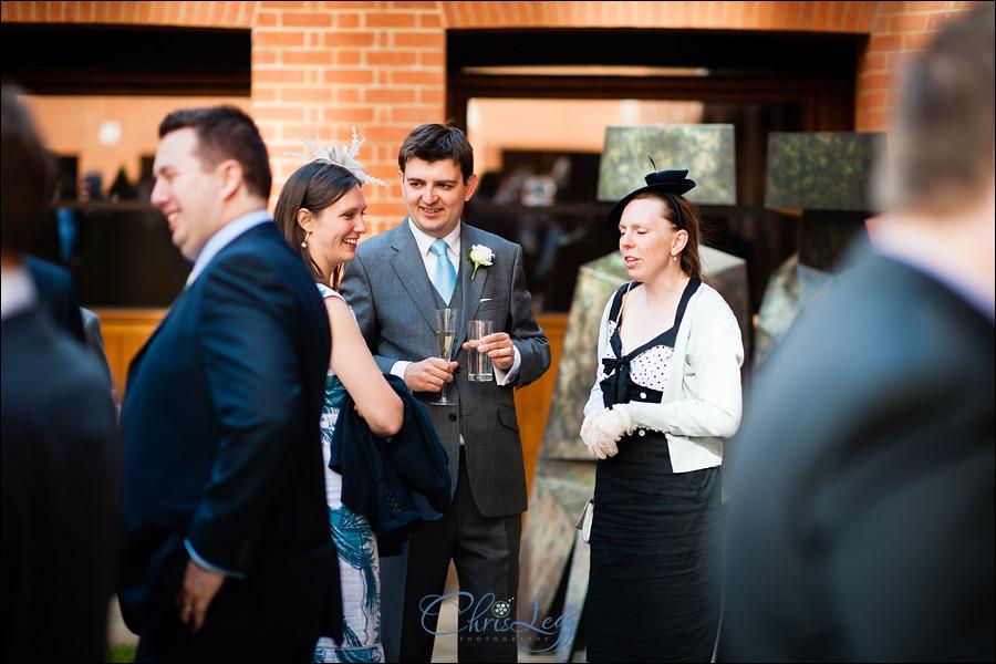 Haberdashers Hall Wedding Photography 038