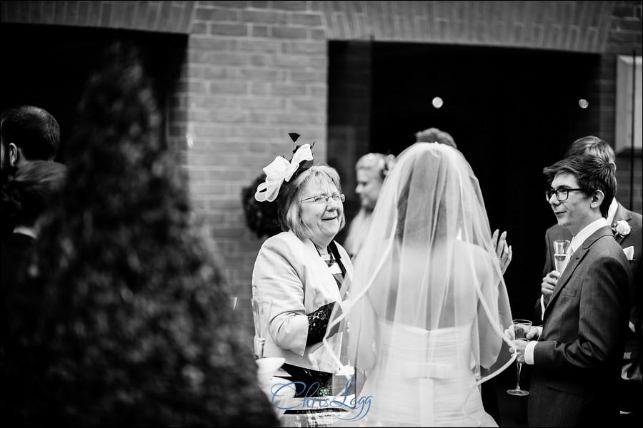 Haberdashers Hall Wedding Photography 043