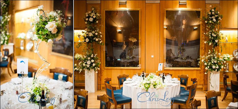 Haberdashers Hall Wedding Photography 055