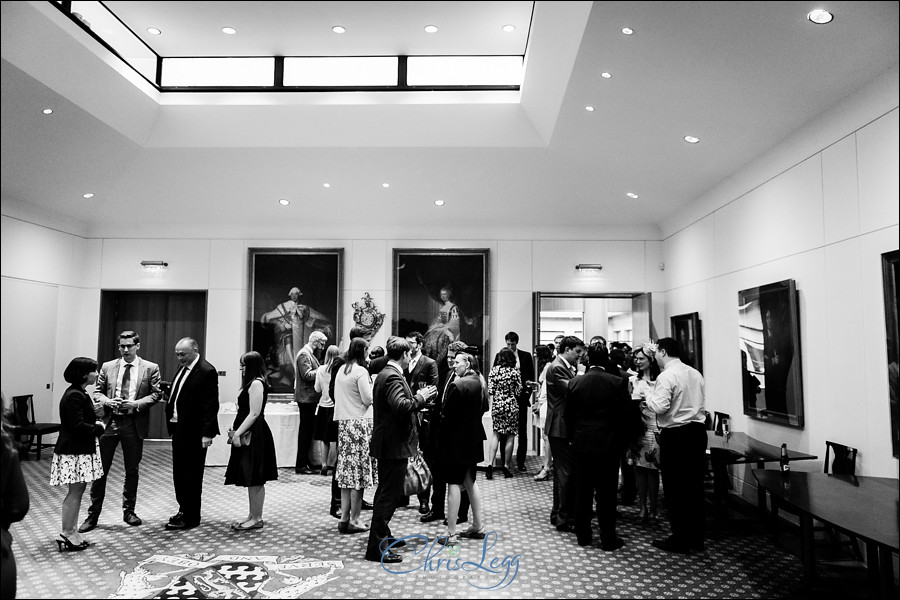 Haberdashers Hall Wedding Photography 068
