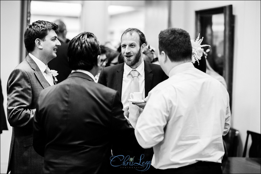Haberdashers Hall Wedding Photography 069