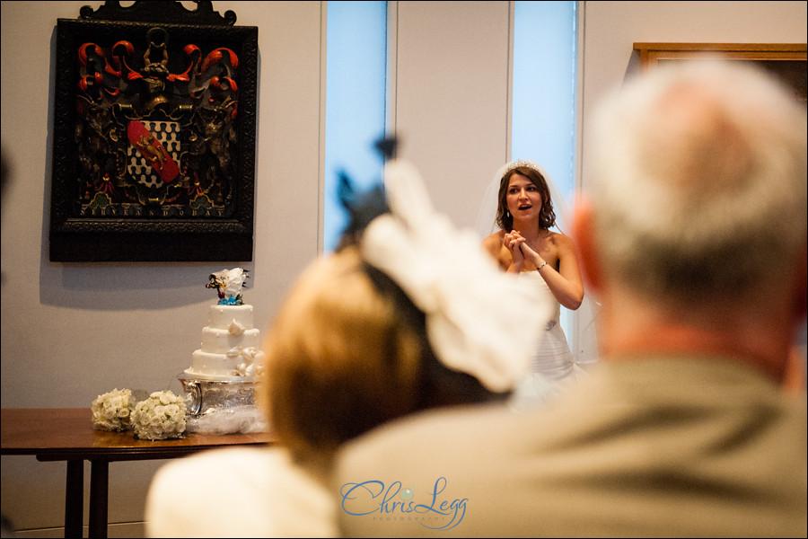 Haberdashers Hall Wedding Photography 075