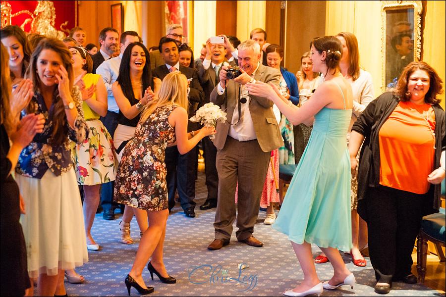 Haberdashers Hall Wedding Photography 077