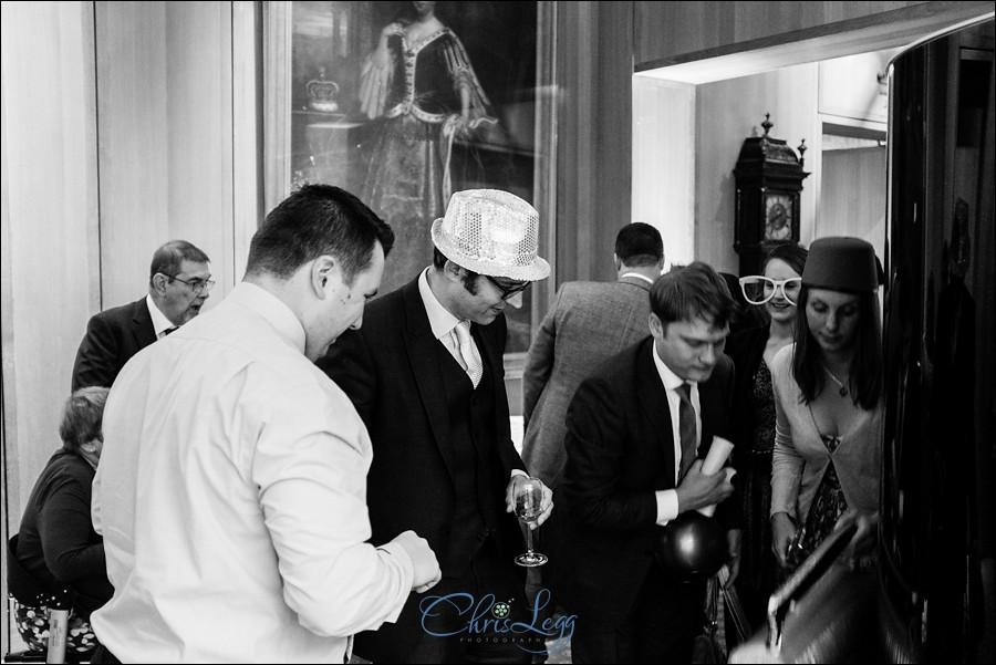 Haberdashers Hall Wedding Photography 078