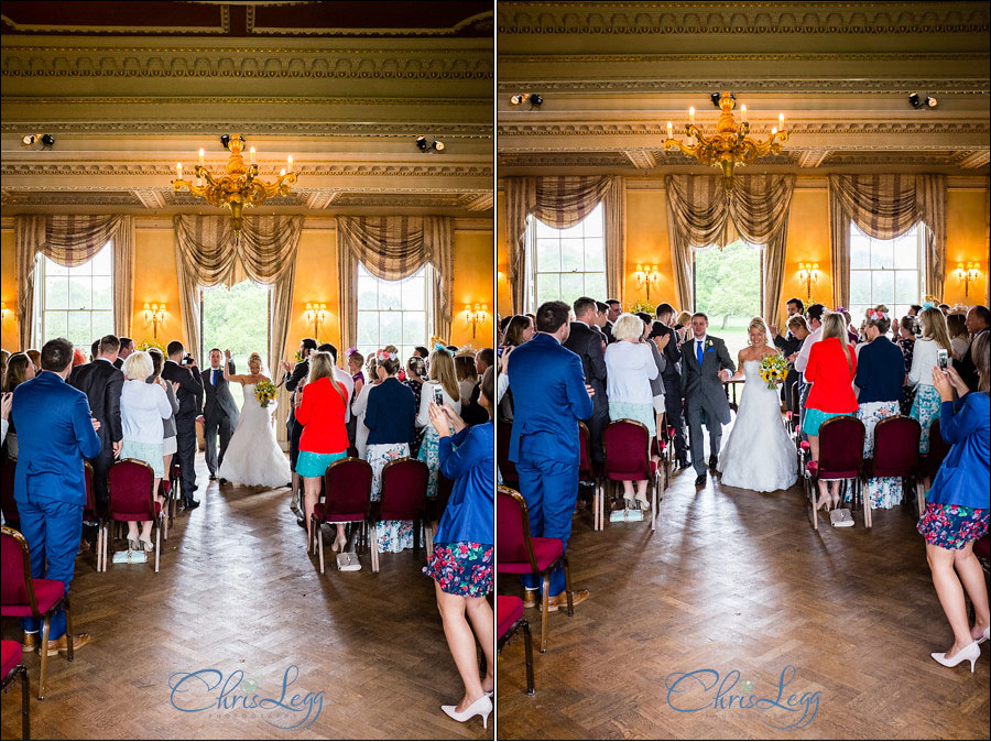 Hampton Court House Wedding Photography 022