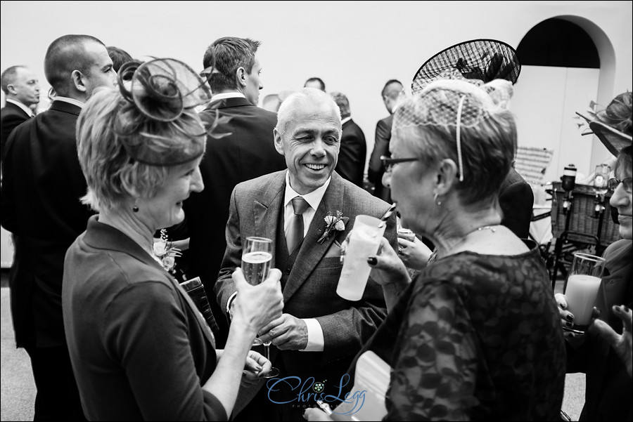 Hampton Court House Wedding Photography 029