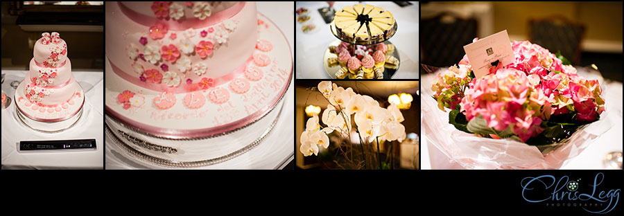 Christening Cake and other details