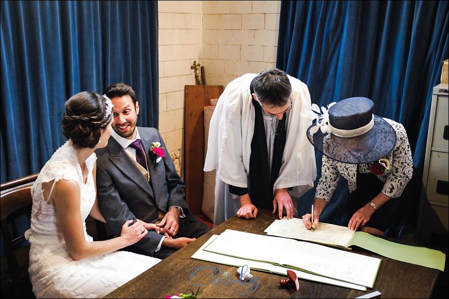 Wedding Photography at Ufton Court 028
