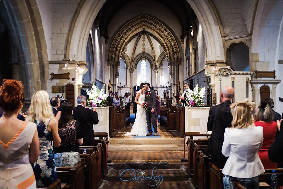Wedding Photography at Ufton Court 030