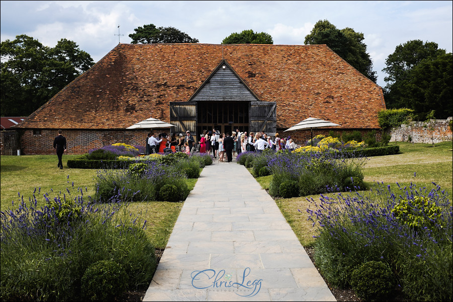 Wedding Photography at Ufton Court 037
