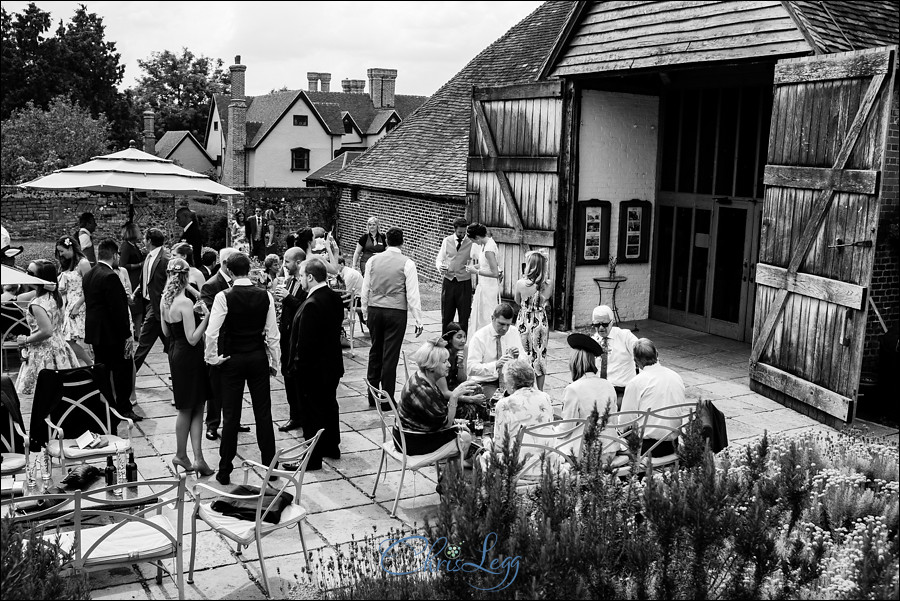 Wedding Photography at Ufton Court 040