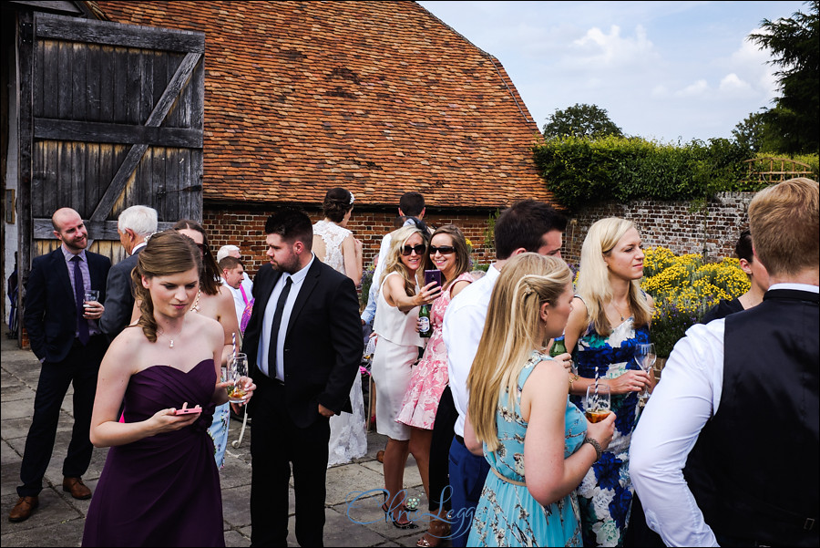 Wedding Photography at Ufton Court 041