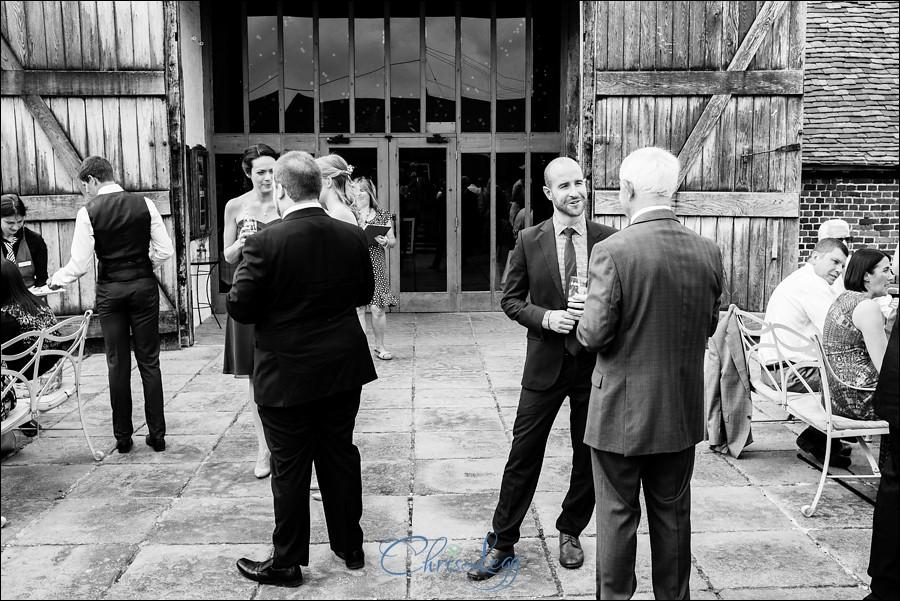 Wedding Photography at Ufton Court 042