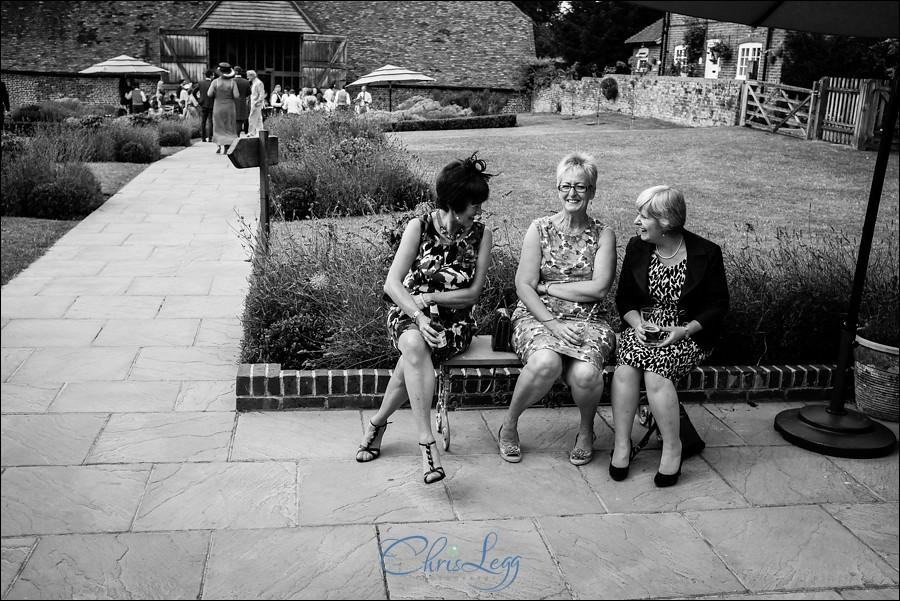 Wedding Photography at Ufton Court 047