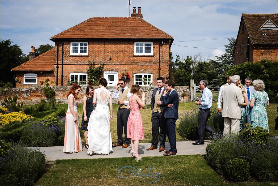 Wedding Photography at Ufton Court 048