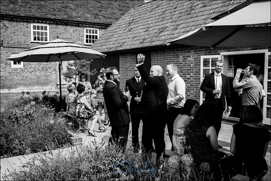 Wedding Photography at Ufton Court 049
