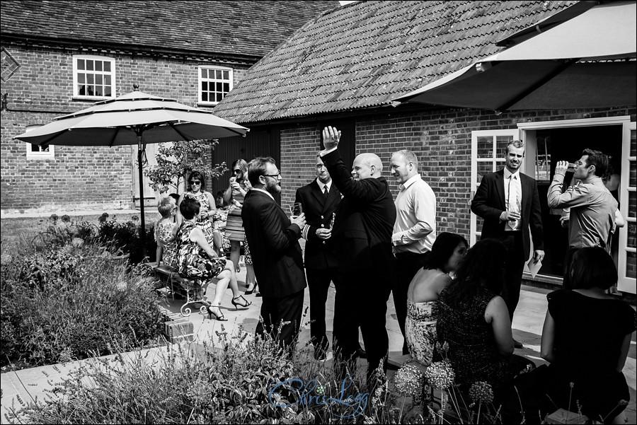 Wedding Photography at Ufton Court 049