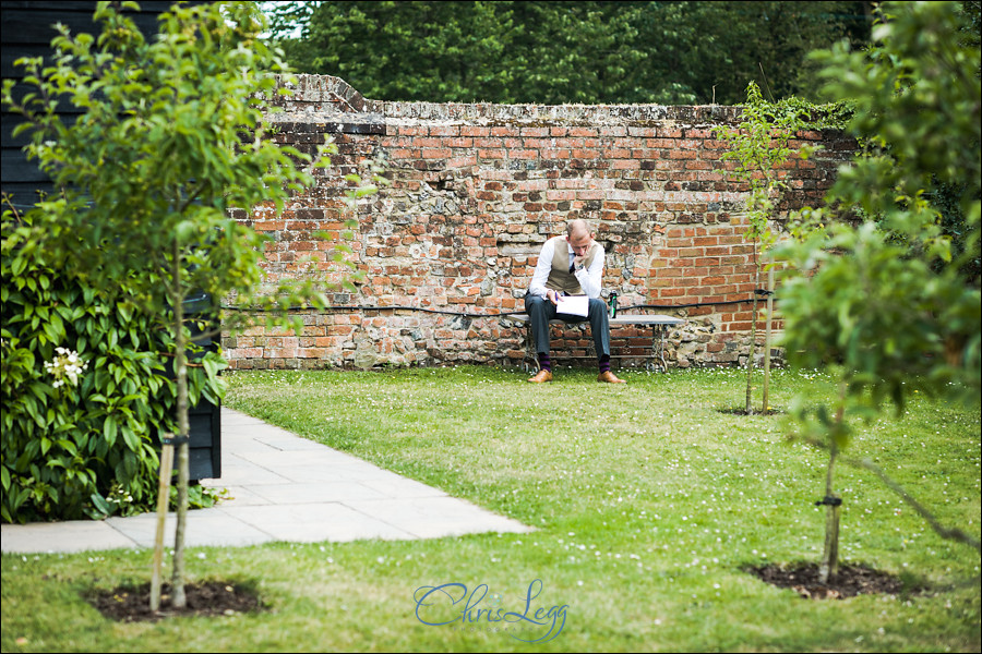 Wedding Photography at Ufton Court 052
