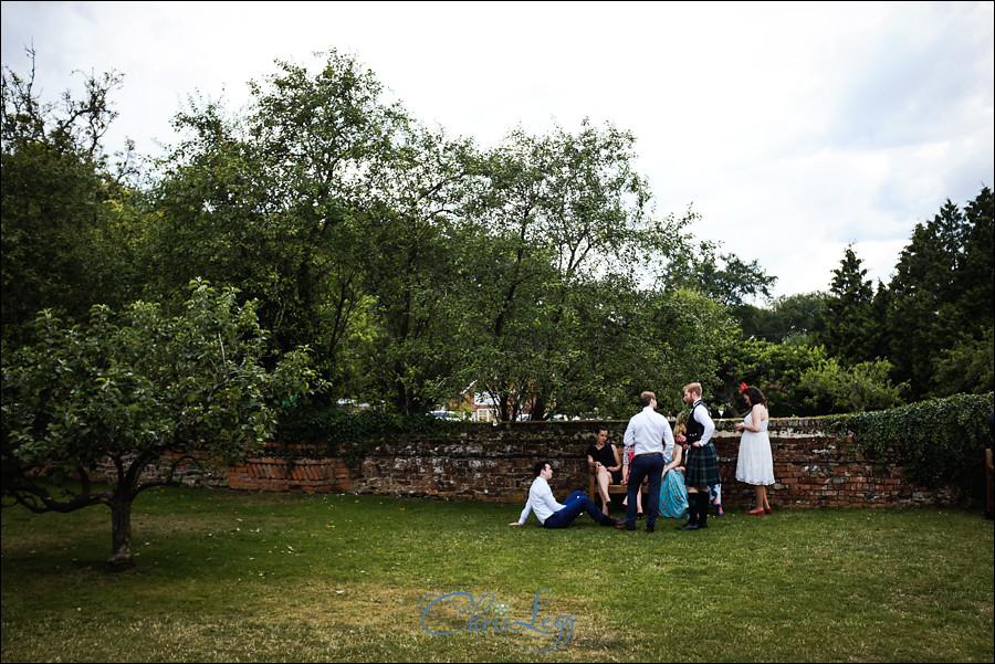 Wedding Photography at Ufton Court 060