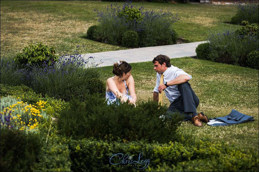 Wedding Photography at Ufton Court 062