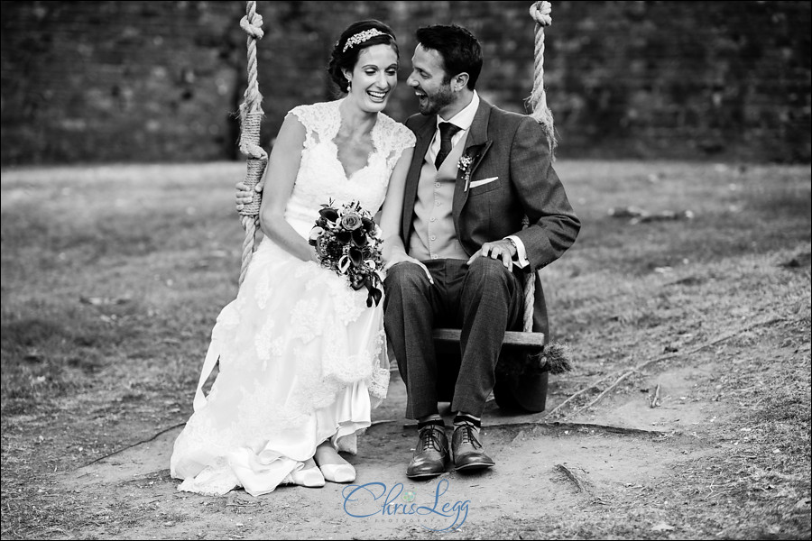 Wedding Photography at Ufton Court 067