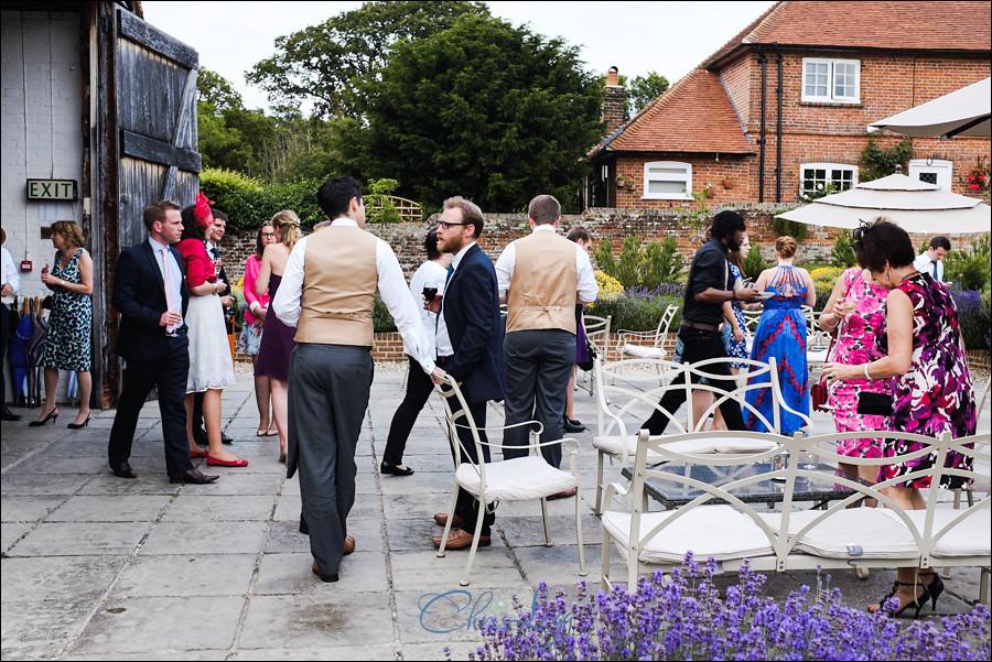 Wedding Photography at Ufton Court 084