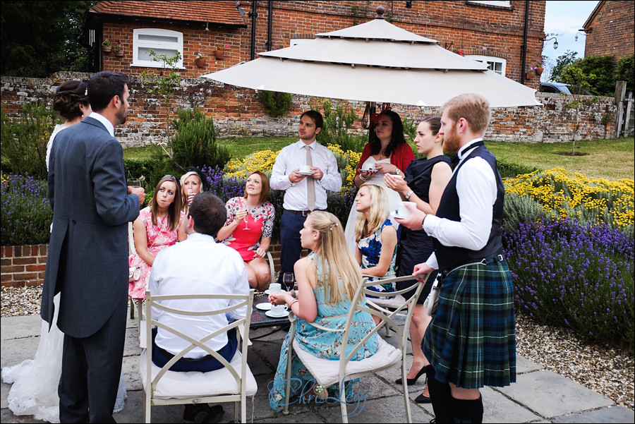 Wedding Photography at Ufton Court 086
