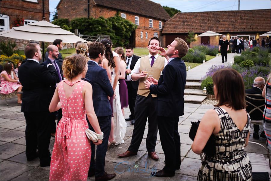 Wedding Photography at Ufton Court 087