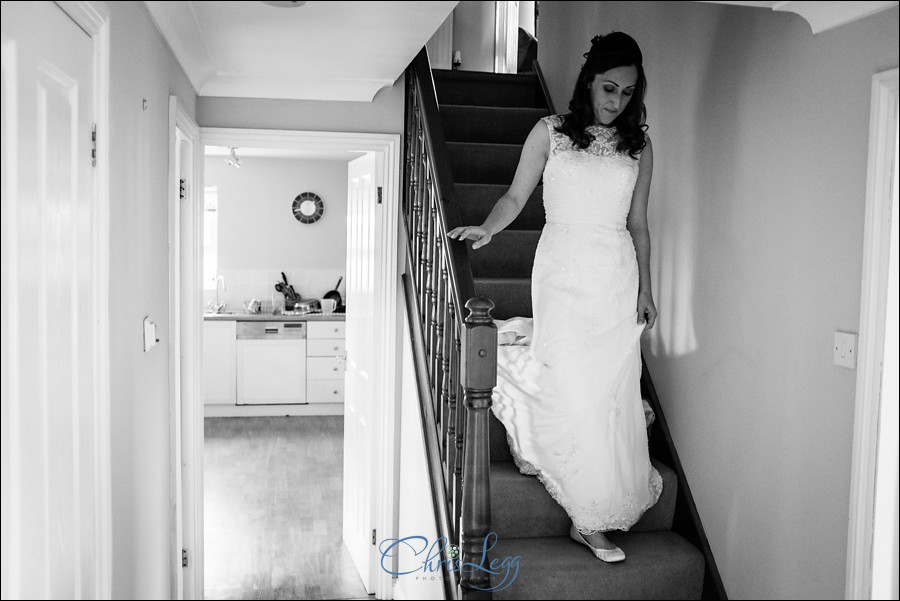 Ufton Court Wedding Photography 013