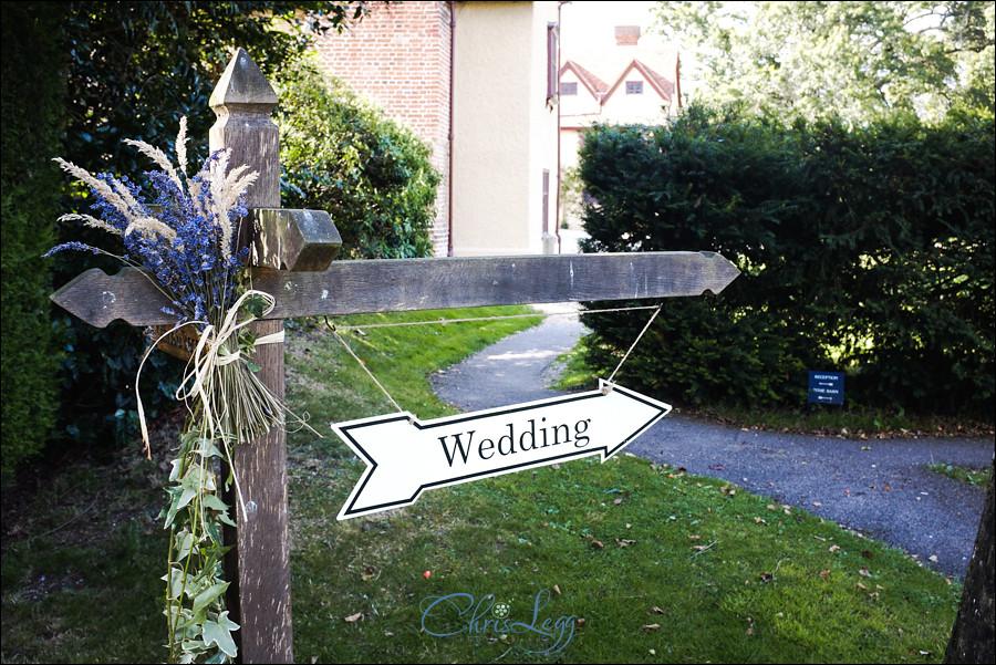 Ufton Court Wedding Photography 015
