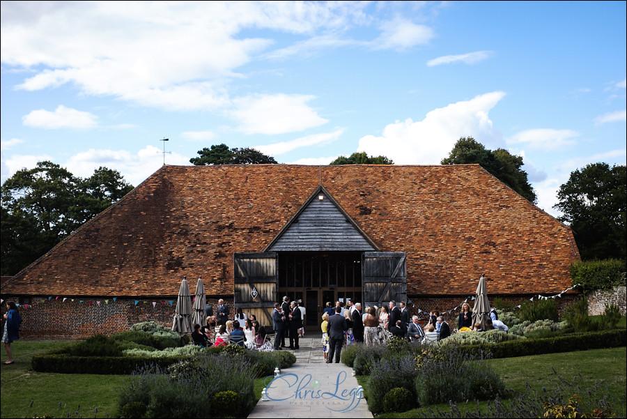 Ufton Court Wedding Photography 031