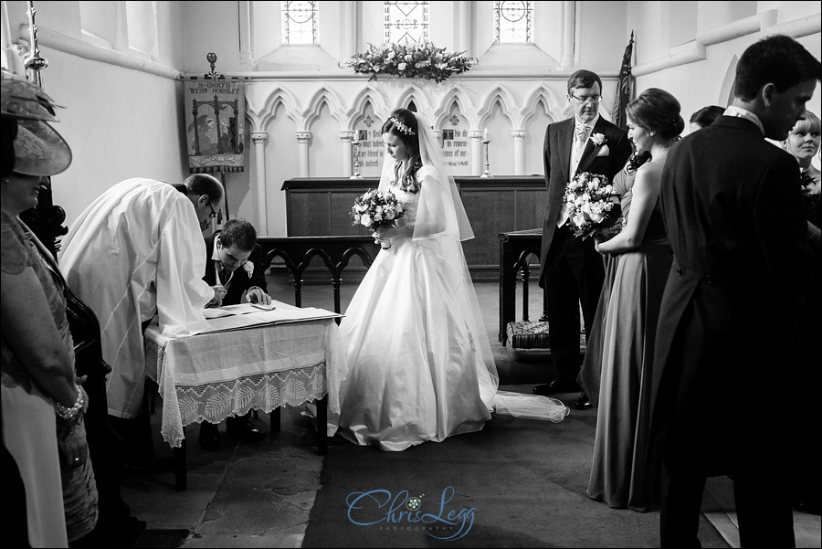 Loseley Park Wedding Photography 028