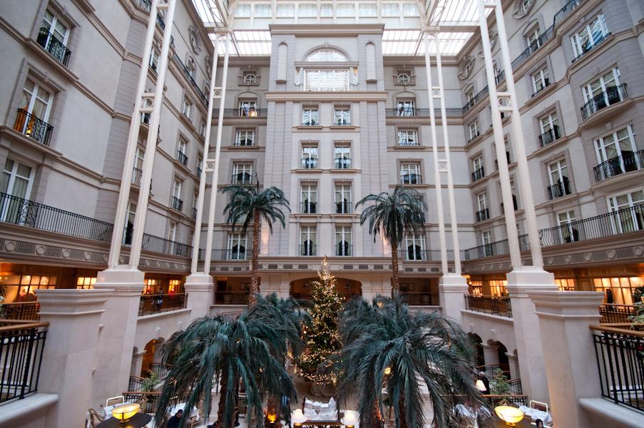 Landmark Hotel London Location
