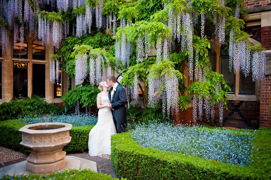 Warren House Surrey Wedding Photographer